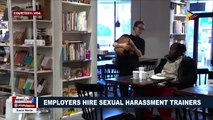GLOBAL NEWS: Employers hire sexual harassment trainers