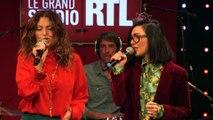 Brigitte - La baby doll de mon idole (LIVE) - Le Grand Studio RTL