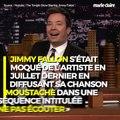 La vidéo surréaliste de Philippe Katerine chez Jimmy Fallon