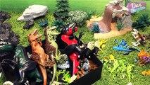 BOX TOYS: HYBRID DINOSAURS, LEGO JURASSIC WORLD MUTANT DINOSAURS INDOMINUS REX RAPTOR T-REX