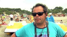 Le tournage de Camping Paradis reprend sur les plages de Martigues.