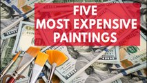 Five most expensive paintings ever sold