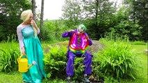 Frozen Elsa GIANT LOLLIPOPS CANDY w_ Spiderman Joker Gummy Food vs Real Food Fun Superhero IRL | Superheroes | Spiderman | Superman | Frozen Elsa | Joker