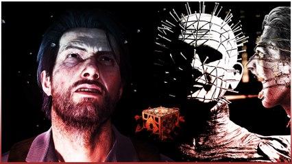The Evil Within 3 : Sebastian contre Hellraiser !?