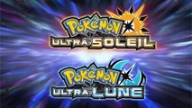 Pokémon Ultra-Soleil & Ultra-Lune - Bande-annonce de lancement