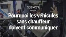 Des chercheurs se déguisent en siège pour faire communiquer des voitures sans chauffeur