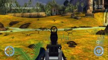 Lets Touch! - Dino Hunter: Deadly Shores - Teil 3 - T-Rex & Infrarot! - [App] [Deutsch] [Shooter]