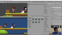 Unity 3D Tutorial How to create platforms or a bridge for 2D games