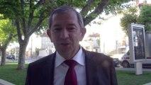 Eric Le Dissès, maire de Marignane