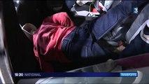 Sécurité routière : une nouvelle campagne pour le port de la ceinture