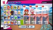 M & S London new Olympic Games (Wii) - Dream Hurdles, Equestrian, Sprint, Trampoline & Spacewalk
