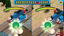 Watch Thomas Race all 6 Friends over 3 Maps 18 Races - Thomas Tank Engine & Friends: Race On Game