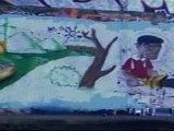 Fresque,graff,graffitis,tag video1