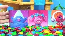Dreamworks Trols Movie Poppy and Branch Toy Surprises, Bergen Chef, Guy Diamond, Fun Compilation