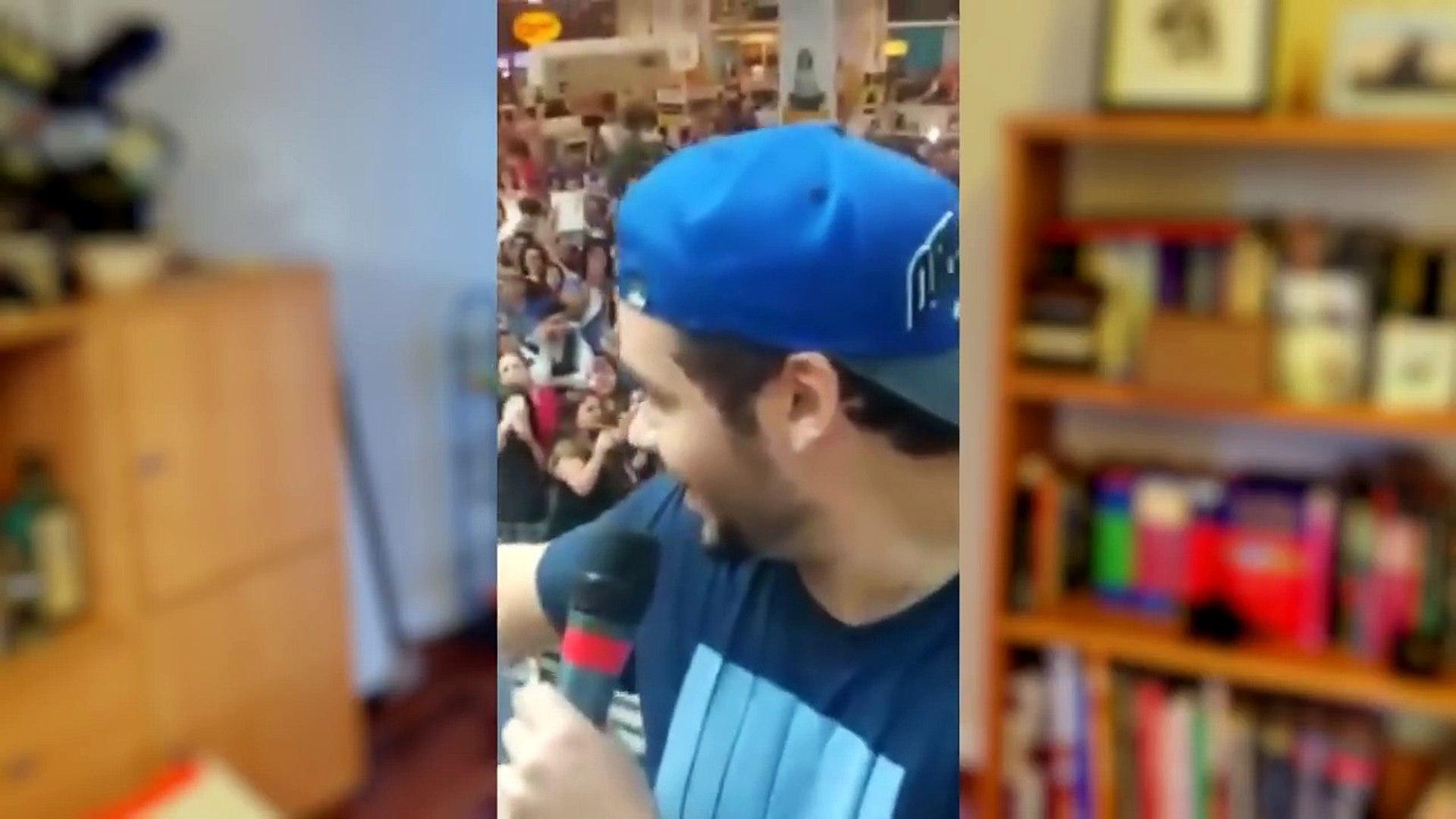 PC Siqueira alfineta Felipe Neto em vídeo, Felipe Neto troca farpas no Twitter