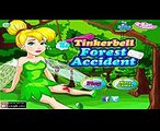 Tinkerbell Forest Accident - Disney Princess Tinkerbell Game for Kids