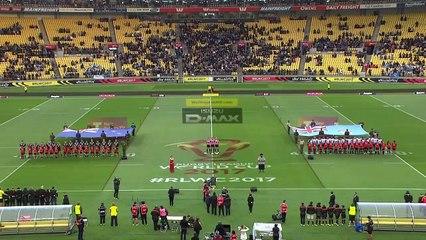 New Zealand vs Fiji - Rugby League World Cup Quarterfinal