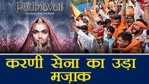 Padmavati Controversy: Karni Sena gets Trolled for threatening Deepika Padukone | FilmiBeat