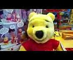 Best WINNIE the POOH Toy EVER 1999 Vintage Plush Interactive Toy Review by Mike Mozart