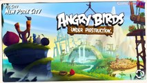 Angry Birds 2 - 31-35 Levels [New Pork City] - Walkthrough [iPhone / iPad, Android]