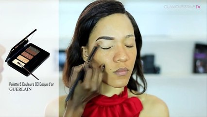 LES TUTOS DE MASHA S-1/4_Make-up PIN UP Spécial contouring+Highlighting
