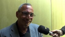 L'interview de Richard Miron, adjoint au maire de Marseille délégué aux Sports.