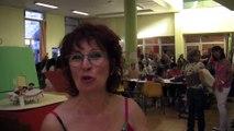 Nicole Clouet quitte l'école maternelle Louise Michel après 39 ans d'enseignement