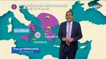 Vents violents, orages et inondations en Italie et en Grêce !