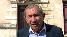 La réaction du maire de Marignane Éric Le Dissès.