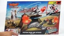 Disney Planes Fire & Rescue Piston Peak Air Attack!