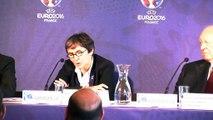 La réponse de Valérie Fourneyron à la menace de grève des clubs français