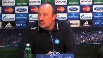 Rafael Benitez lance un appel au calme aux supporters napolitains