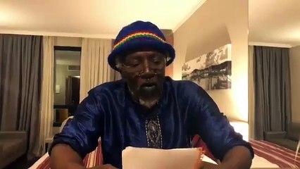 Vente des Africains en Libye : Alpha Blondy appelle à manifester dans les Ambassades libyennes