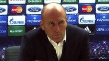 Les regrets d'Élie Baup après cette 5ème défaite en 5 matches de Ligue des Champions