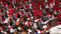 L'échange entre Michel Vauzelle et Arnaud Montebourg à l'Assemblée Nationale.