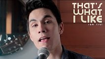 That's What I Like (Bruno Mars) Acoustic Cover - Sam Tsui & Jason Pitts