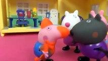 Свинка Пеппа беременность и роды джордж обкакалса Все серии подряд Видео с игрушками Peppa Pig