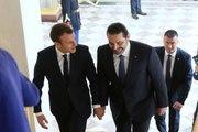 Macron Welcomes Hariri in Paris After Saudi 'Hostage' Rumors
