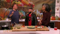 Guillermo Diaz Discusses Final Season of Scandal on The Chew