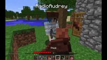 Survival Minecraft Adventure Series - Episode 1 - With Radiojh Audrey and Auto Games