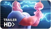 Les Indestructibles 2 | Première bande-annonce //Animation  (Disney - 2018)