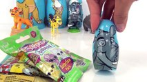Compilation Nesting Matryoshka Dolls: PJ Masks, Lion Guard, Umizoomi, Bubble Guppies Surprise / TUYC