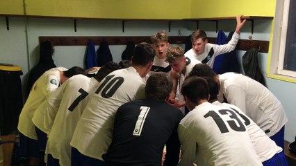 Victoire des U17 B en coupe de Haute-Marne !