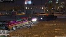 GTA 5 PC LSPDFR 0.2b Police Mod Day 13 | LAPD Gang Unit Hood Patrol | Guns & Drugs Off The Street