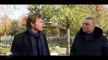 """""""Il faut accepter que l'on va vers l'épreuve ultime de la mort"""" : Bernard Tapie parle de son cancer sur France 2"""