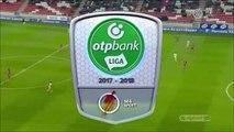 1-3 Miloš Krasić Goal Hungary  NB I - 18.11.2017 Debrecen VSC 1-3 Videoton FC