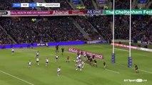 L'action qui aurait pu faire gagner les écossais face aux All Blacks