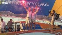 Le double Dick-Eliès remportent la Transat Jacques-Vabre en catégorie Imoca