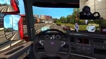 Euro Truck Simulator 2 EU Turkey Map Trabzon Samsun Seferi Logitech G29