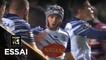 TOP 14 - Essai Clément LAPORTE (SUA) - Bordeaux-Bègles - Agen - J10 - Saison 2017/2018